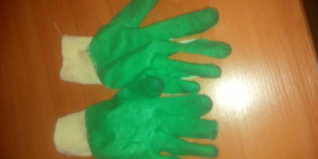 Перчатки хозяйственые