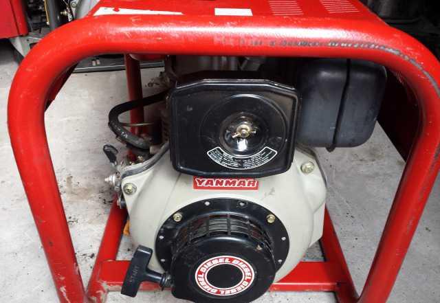 Дизельный генератор, 3кВт Вепрь адп 3-230 вяб