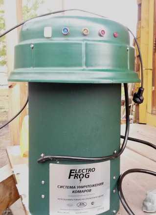 Система уничтожения комаров Electrofrog