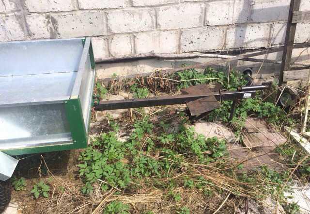Телега для мотоблока тпм-350-1 (Россия)