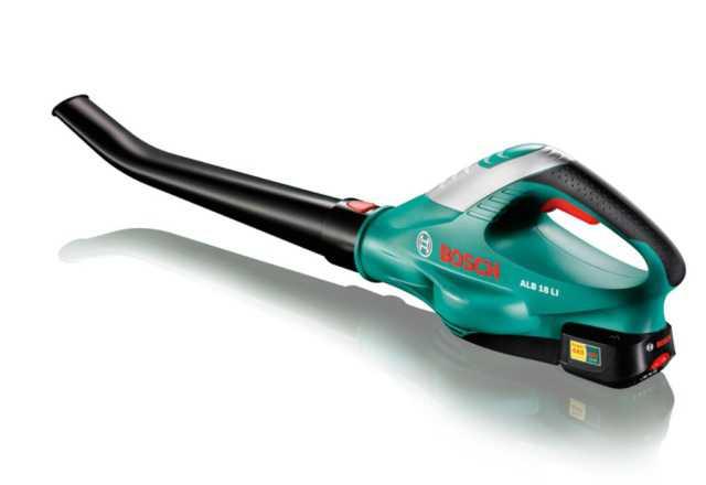 Аккумуляторная воздуходувка Bosch новая