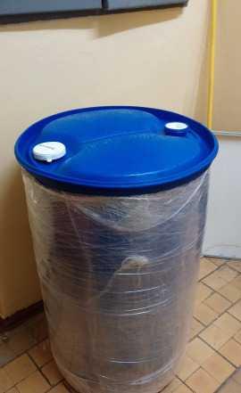Бочки пищевые пластиковые 200л