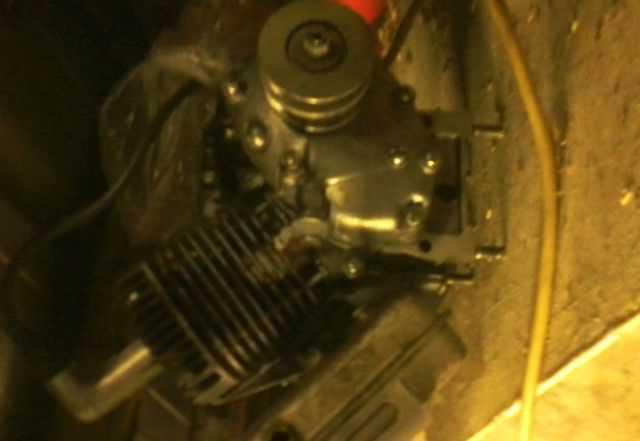 Двигатель бу крот