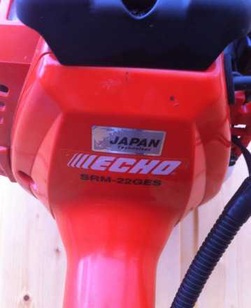 Газонокосилка-триммер бензиновая Эхо SRM-22GES