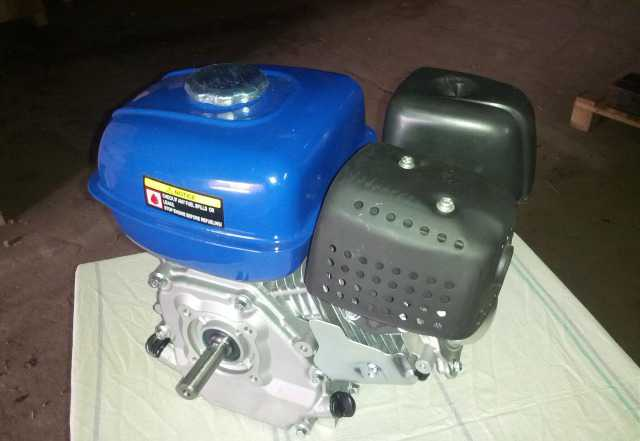 Новый бензиновый двигатель 5.5 л. с