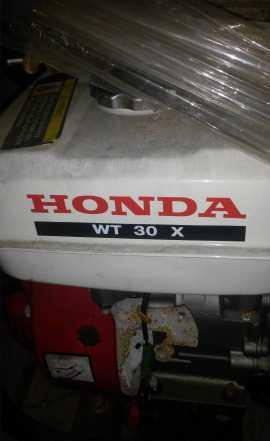 Мотопомпа для загрязненной воды Хонда WT30X