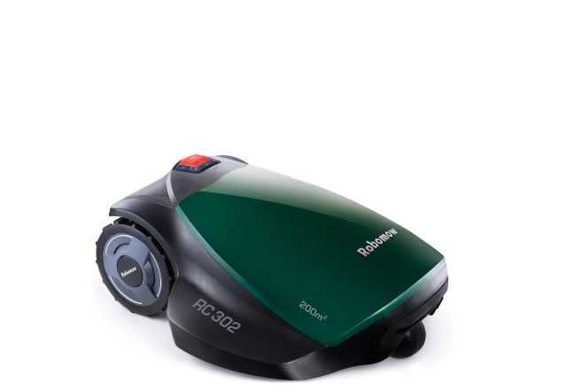 Робот газонокосилка Robomow RC302