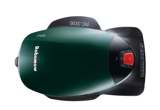 Робот газонокосилка Robomow RC306