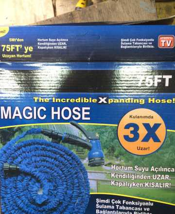 Шланги для полива воды мэджик hose 15-30 метров