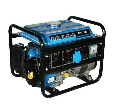 Генератор бензиновый Etalon EPG 1200