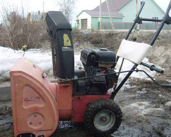 Снегоуборщик бензиновый SunGarden SN 622