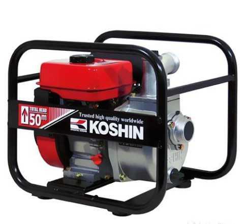 Пожарный насос - мотопомпа Koshin SEM50V