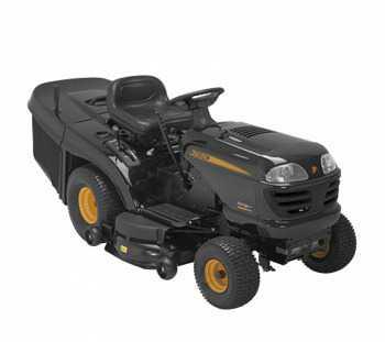 Трактор садовый Партнер P145107HRB