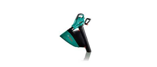 Пылесос садовый / воздуходувка Bosch ALS 25