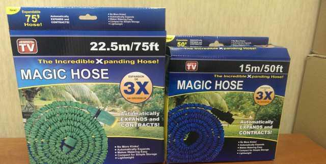 Шланги XHose (x-hose, мэджик hose) оптом