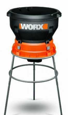 Измельчитель для травы и листьев worx WG 430 E