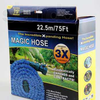 Поливочный шланг Мэджик Hose 22.5м+ др. размеры