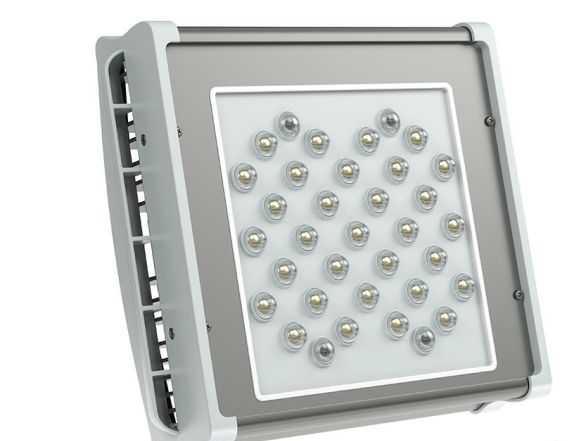 Уличный светодиодный светильник для дачи