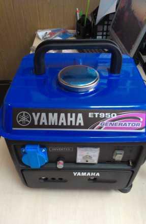 Продаю генератор ямаха ET 950 бензин, новый