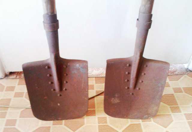 Лопата саперная 1971 года