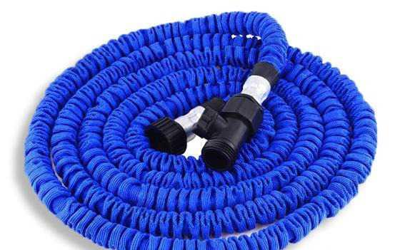 Компактный шланг X-hose 22.5м. с водораспылителем