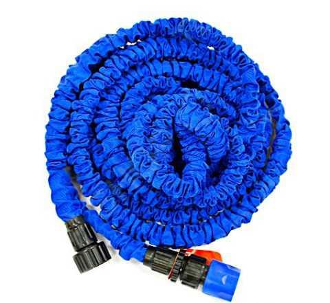 Шланг для полива Xhose 50ft 15м с водораспелителем