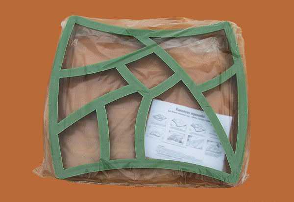 Многоразовая пластиковая форма