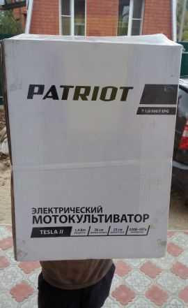 Культиватор патриот