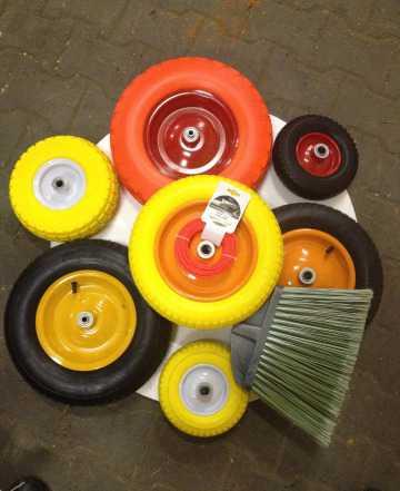 Полиуретановые колеса