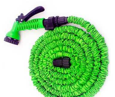 Компактный шланг X-hose с водораспылителем 22.5м