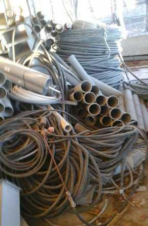 Трубы сантехнические новые