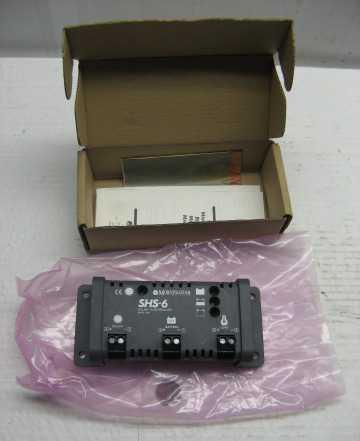 Контроллер солнечных панелей MorningStar SHS-6