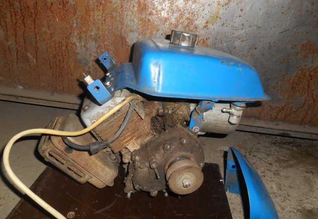 Двигатель к мотокультиватору крот