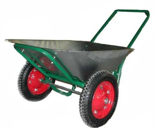 Тачка садовая Парк WB 4207-2 П. г/п-130 кг