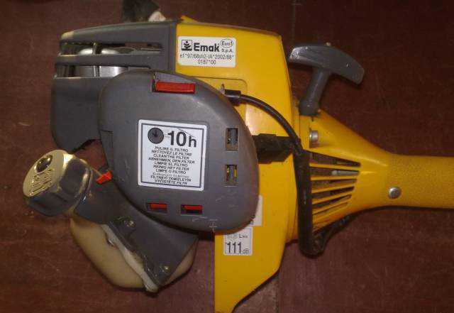 Газонокосилка бензиновая Dynamac DB 26 (Италия) б