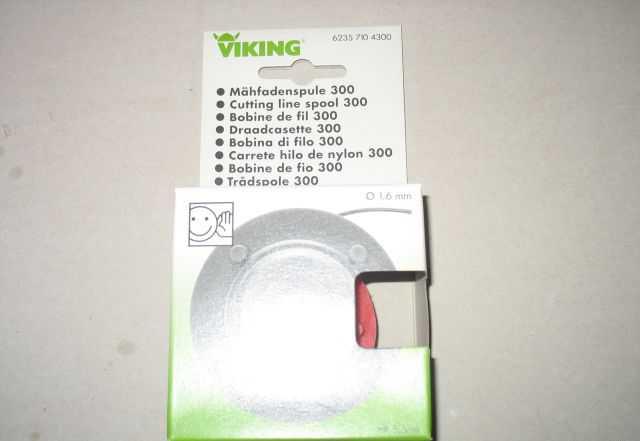 Катушки для тримера викинг TE 300