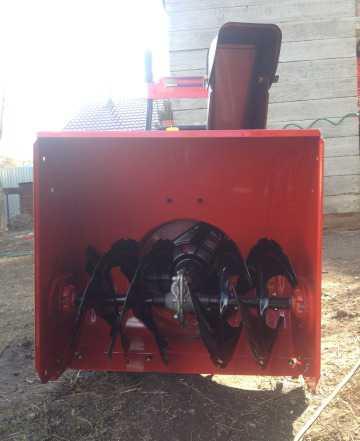 Снегоуборщик бензиновый MTD Yard Machines 63BD (31
