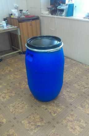 Пластиковая бочка 127 литров