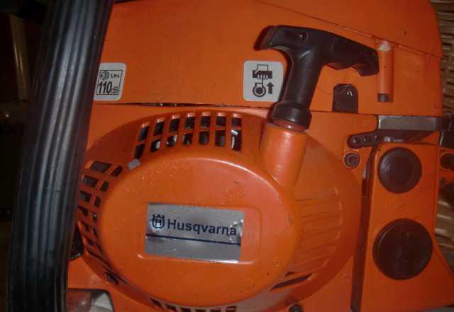 Бензопила Хускварна 372XP-20