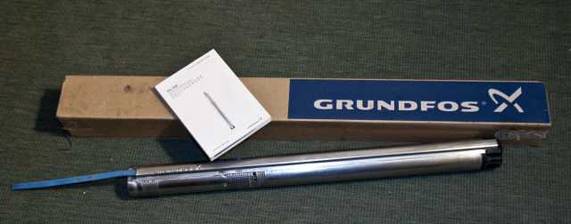 Насос скважинный Grundfos SQ 2-70