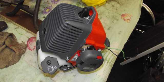 Двигатель для триммера Sparta 25 Oleo-mac
