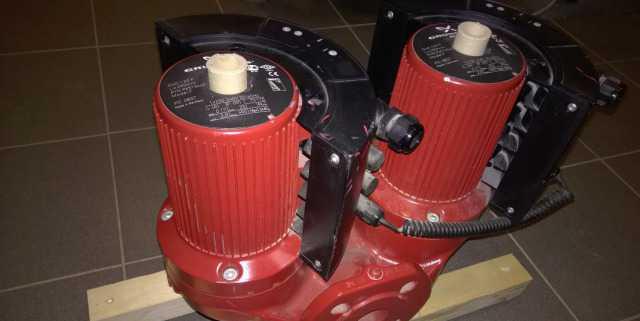 Циркуляционный насос Grundfos Магна D 40-120 F