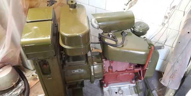 Бензо-генератор габ4т/230