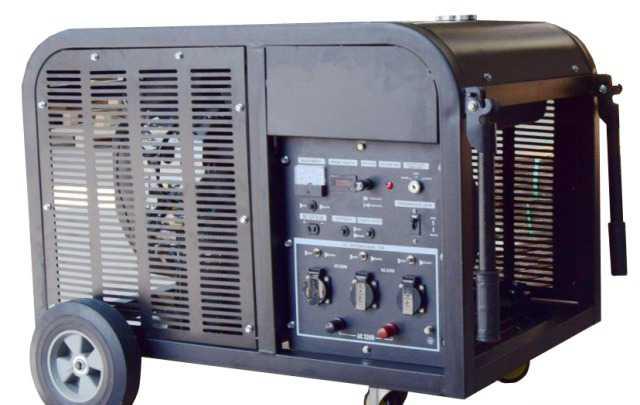 Бензиновый генератор 11 кВт Лифан S-PRO 11000-1