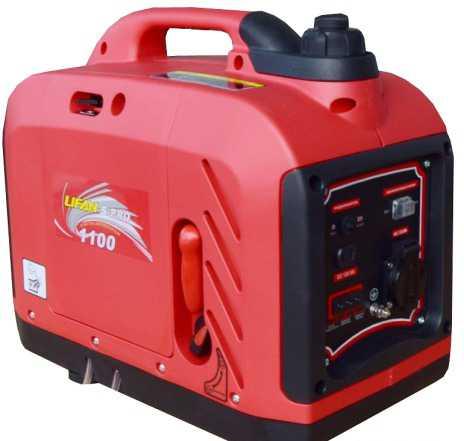 Инверторный бензогенератор 1 кВт Лифан S-Pro 1100