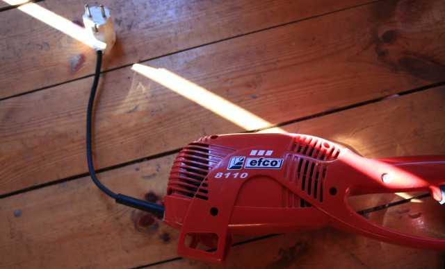триммер электрический Efco 8100