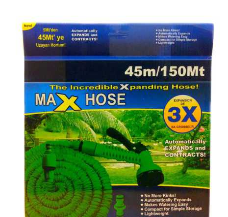 Поливочный шланг Xhose (Икс-Хоз)