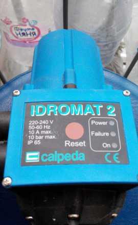 Электронный регулятор Calpeda indromat