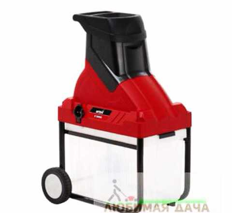 Измельчитель садовый электрический MTD S 2500