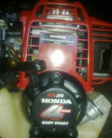 Бензокоса хонда 4 тактная